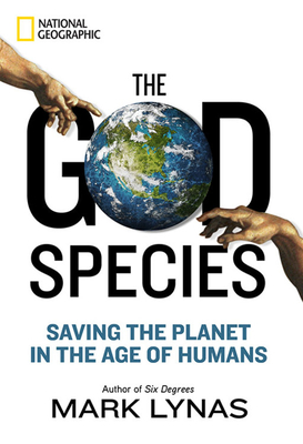 The God Species Cover