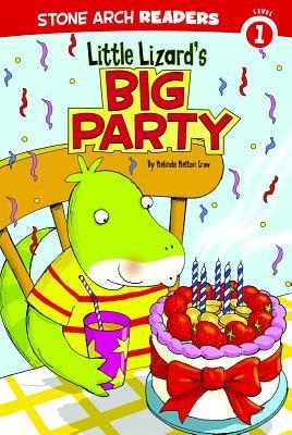 Little Lizard's Big Party (Little Lizards) Cover Image
