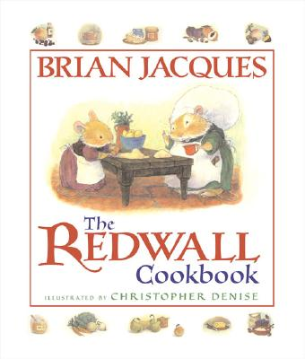 The Redwall Cookbook Cover Image