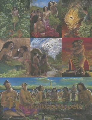 The Epic Tale of Hiiakaikapoliopele Cover Image