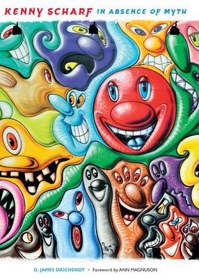 Kenny Scharf: In Absence of Myth Cover Image