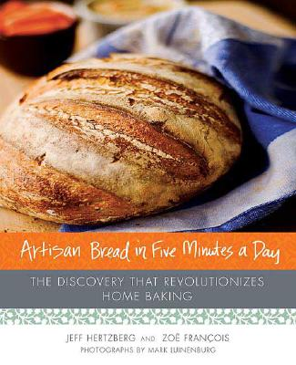 Artisan Bread in Five Minutes a Day Cover
