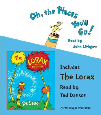Oh, the Places You'll Go!/The Lorax Cover