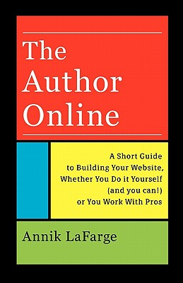 The Author Online Cover