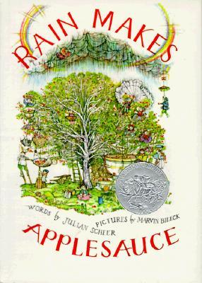 Cover for Rain Makes Applesauce