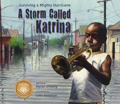 Storm Called Katrina Cover