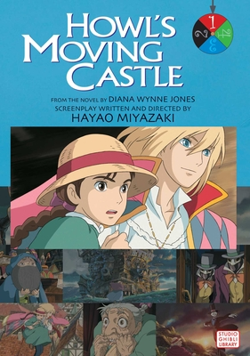 Howl's Moving Castle, Volume 1 Cover