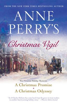 Anne Perry's Christmas Vigil Cover
