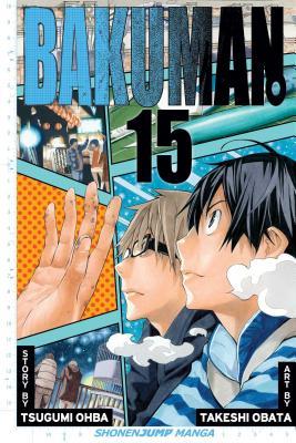 Bakuman, Volume 15 Cover