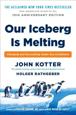 Cover for Our Iceberg Is Melting