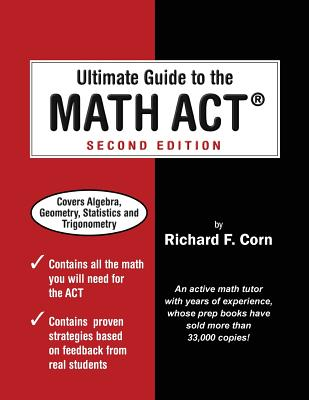 Ultimate Guide to the Math ACT Cover Image