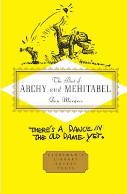 Best of Archy and Mehitabel Cover Image