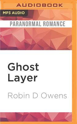 Ghost Layer (Ghost Seer #2) Cover Image