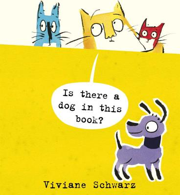 Is There a Dog in This Book? Cover