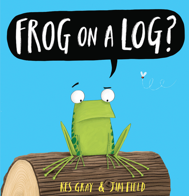 Frog on a Log? Cover Image