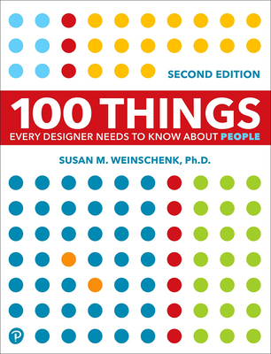 100 Things Every Designer Needs to Know about People (Voices That Matter) Cover Image