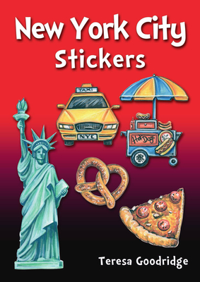 New York City Stickers (Dover Stickers) Cover Image