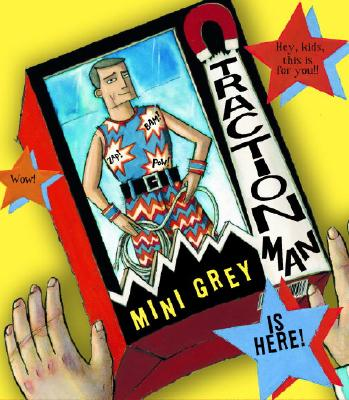 Traction Man Is Here! Cover