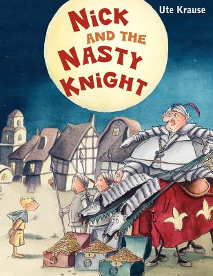 Nick and the Nasty Knight Cover