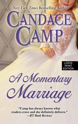 Cover for A Momentary Marriage