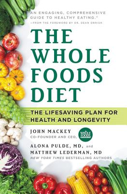 The Whole Foods Diet Cover