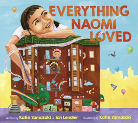 Everything Naomi Loved Cover Image