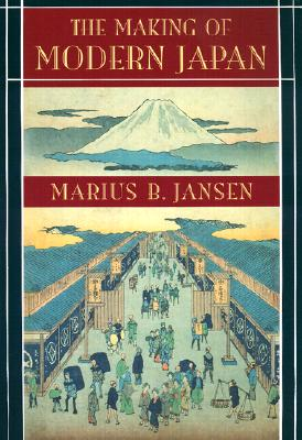Cover for The Making of Modern Japan