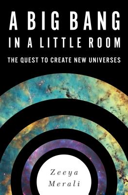 A Big Bang in a Little Room: The Quest to Create New Universes Cover Image