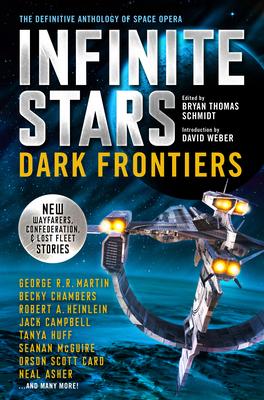 INFINITE STARS: DARK FRONTIERS Cover Image