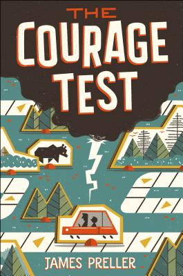The Courage Test Cover Image