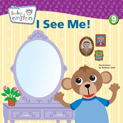 I See Me!: A Mirror Board Book Cover Image