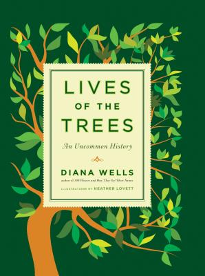 Lives of the Trees Cover