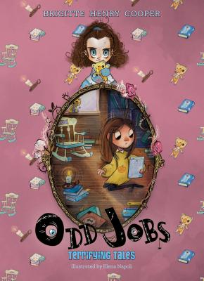 Terrifying Tales (Odd Jobs) Cover Image
