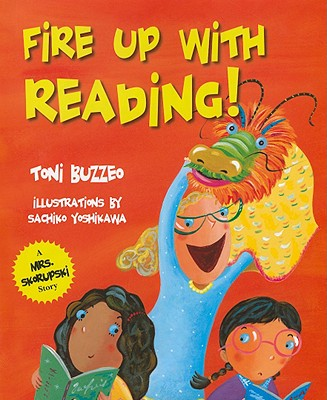 Fire Up with Reading! Cover