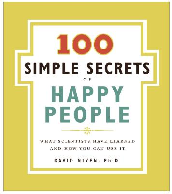 100 Simple Secrets of Happy People Cover