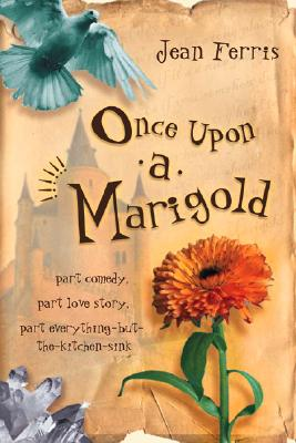 Once Upon a Marigold Cover