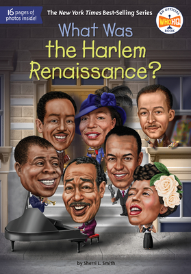 What Was the Harlem Renaissance? (What Was?) Cover Image