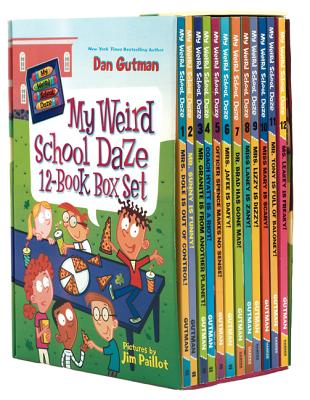 My Weird School Daze 12-Book Box Set: Books 1-12 Cover Image