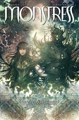 Monstress Volume 3 Cover Image