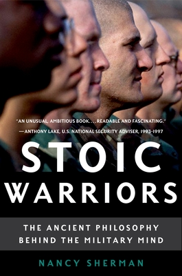Stoic Warriors: The Ancient Philosophy Behind the Military Mind Cover Image