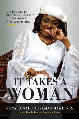 It Takes a Woman: A Life Shaped by Heritage, Leadership and the Women who defined Hope Cover Image