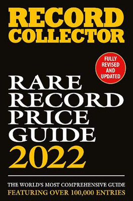 Rare Record Price Guide 2022 Cover Image