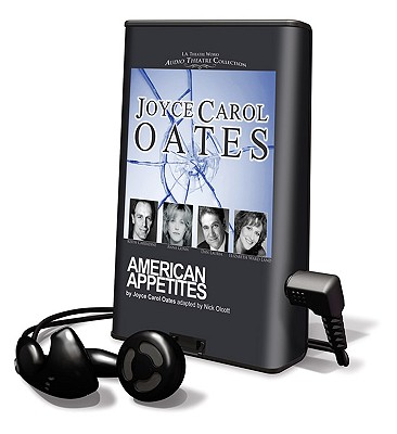 American Appetites [With Earbuds] (Playaway Adult Fiction) Cover Image