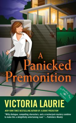 A Panicked Premonition (Psychic Eye Mystery #15) Cover Image