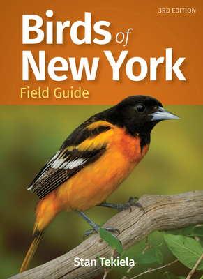 Birds of New York Field Guide (Bird Identification Guides) Cover Image