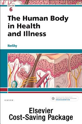 The Human Body in Health & Illness - Text and Study Guide Package Cover Image