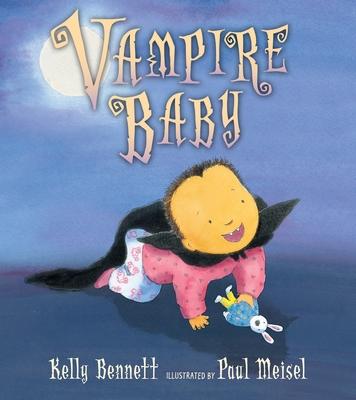 Vampire Baby Cover Image