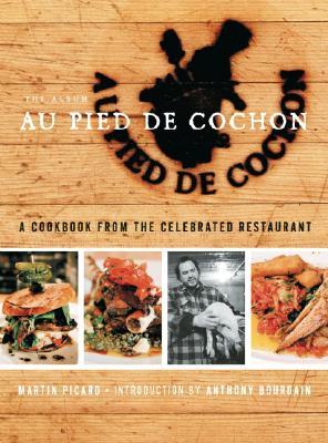 Au Pied de Cochon: The Album Cover Image