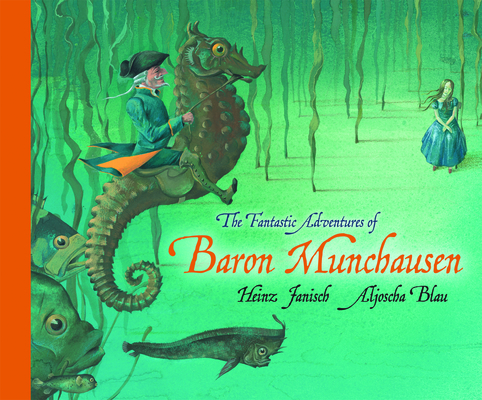 The Fantastic Adventures of Baron Munchausen Cover