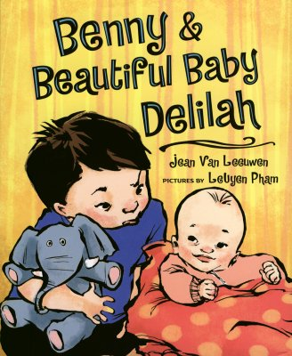 Benny & Beautiful Baby Delilah Cover